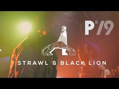 Strawl & Black Lion Bun Dung Rome LIVE @P79 DEN BOSCH...