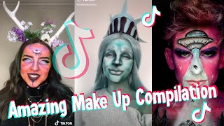 TIKTOK CRAZY MAKEUP COMPILATION #19