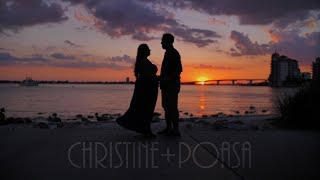 Christine & Poasa's Engagement Film