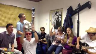 Video Megaphone - Dancin' Shoes - unplugged
