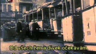 Dokument Vojska SS   Cast 3   Hitlerova mobilizace poslednich zaloh