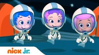 Гуппи и пузырики | Лунные скауты | Nick Jr. Россия