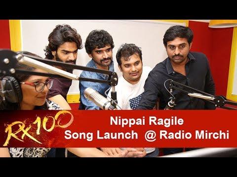 Nippai Ragile First Single Launch at Radio Mirchi