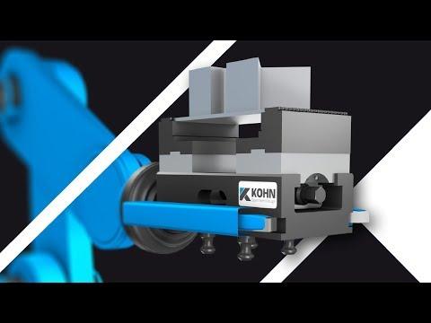 Kohn Spannwerkzeuge GmbH Rudersberg - Maschinenschraubstöcke für die Automation