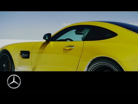 Mercedes Benz AMG GT Coupe Купе класса A - рекламное видео 3