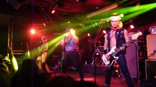 Turbonegro - Rock Against Ass - Sala Penélope (Madrid)