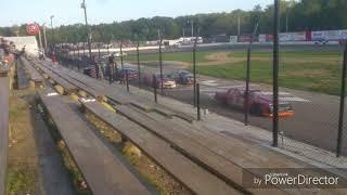 Street Stock Barberton Speedway Calvacade September 30th 2018