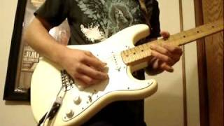 Jimi Hendrix Come On (Let the Good Times Roll) cover/jam