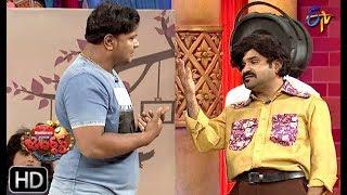 Chalaki Chanti&Sunami Sudhakar Performance | Jabardasth | 4th April 2019  | ETV Telugu