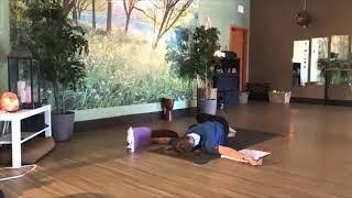 Chakra Balancing Yoga-Throat (Karmie)