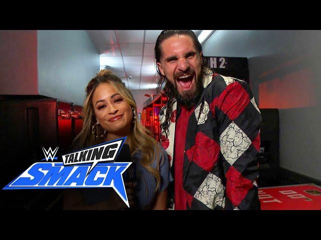Seth Rollins makes fun of Bray Wyatt's release