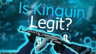 Yes, Kinguin is Legit