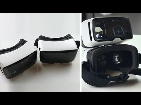 Hochwertige VR Brille für jedes Smartphone? ZEISS VR ONE Plus - Dr. UnboxKing - Deutsch