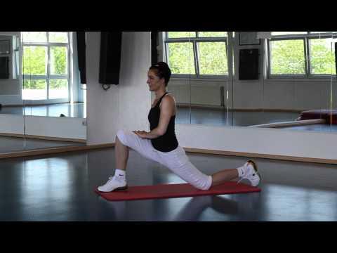Übung für die Behandlung von Rücken Dikul