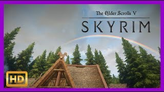 Skyrim 2019 Ultra Modded HD Next Gen Graphics Extreme Immersion