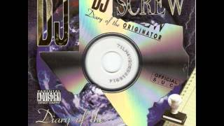 DJ Screw - 2pac - Nothing But Love