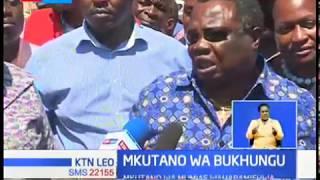 Uwanja wa Bukhungu wakaguliwa tayari kwa mkutano wa BBI
