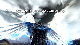 [GW2] Guild Wars 2 WvW Power Reaper and Corrupt Scourge Gameplay 1440p60