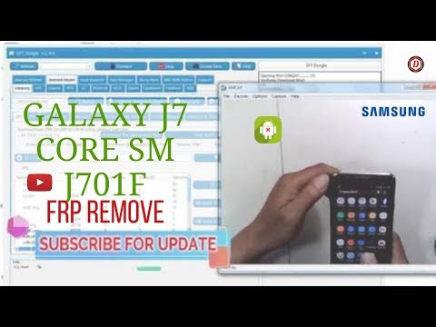 Samsung Galaxy j8 2018 FRP Bypass | EFT Dongle - смотреть онлайн на