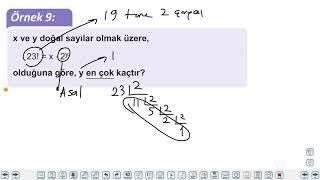 Eğitim Vadisi TYT Matematik 5.Föy Faktöriyel Konu Anlatım Videoları