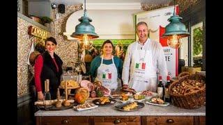 Semana gastronómica regional: Lazio
