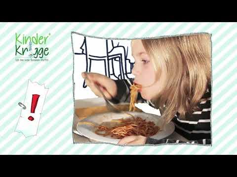 KinderKnigge | Tischmanieren