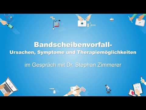 Behandlung der Dislokation Kiefergelenk-