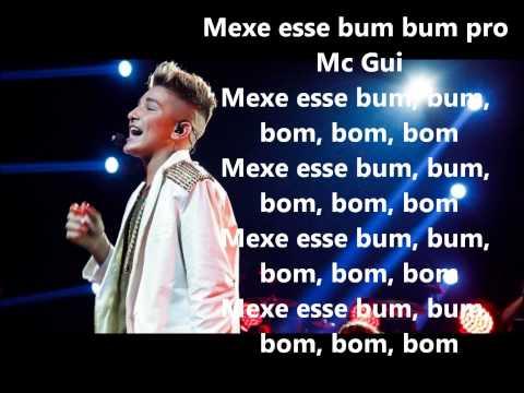 Bum Bom Mc Gui Letras Mc gui (guilherme kaue castanheira alves) letra de sonhar: bum bom mc gui letras