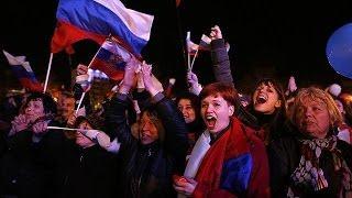 """Сергей Аксенов: """"Мы идем домой. Крым - в России"""""""