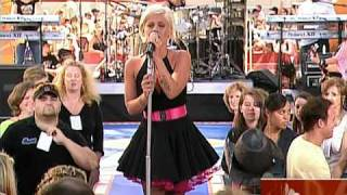 p!nk Today Show Interview + Who Knew