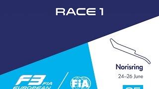 Formula3 - Norisring2016 Race 1 Full