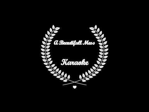 A Beautiful Mess - Jason Mraz - Karaoke