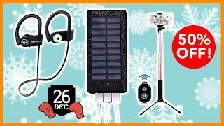 Best Amazon Boxing Day 2017 Deals (Amazing AFTER Christmas Sales!)