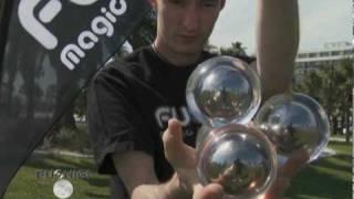 Fushigi Ball Commercial