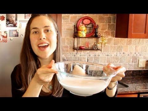 Πως να φτιάξετε εύκολα γάλα καρύδας