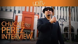 Chuckie Perez Interview at NRB 19 | Upliftv
