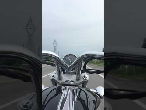 250cc Villain Chopper Riding Video Street Legal Mini Chopper