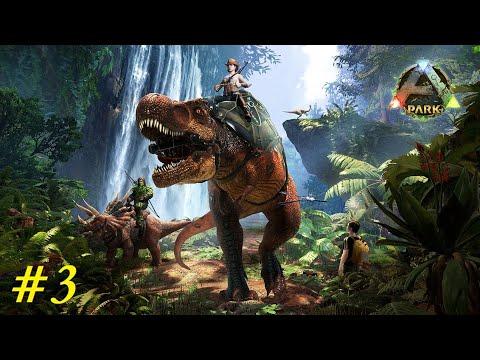 LeV   CZ&SK   Ark: Survival Evolved   #3   Ještěrky na lovu   4K
