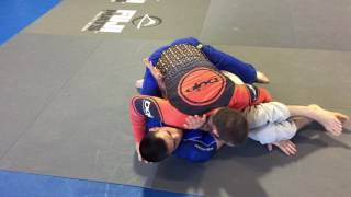 A tricky guard pass with Travis Stevens