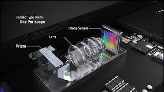 Anche Samsung presenta il suo sistema Zoom 5x su fotocamera a 108mp