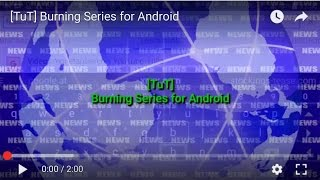 [TuT] #Apps-die-es-Nicht-im-Google-Playstore-gibt | Burning Series for Android [HD]
