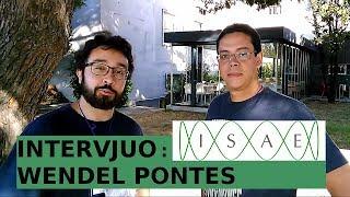 Intervjuo kun Wendel Pontes, vic-prezidanto de ISAE