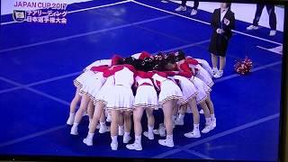 JAPANCUP2017中学校部門決勝NHK-BS1