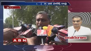 మంత్రి పదవి దక్కకపోవడంపై స్పందించిన హరీష్ రావు | Harish Rao Responds on Telangana Cabinet Expansion