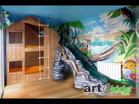 Habitación Tématica De ART4KIDS Mp3