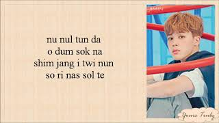 BTS (방탄소년단)   Love Myself (Easy Lyrics)