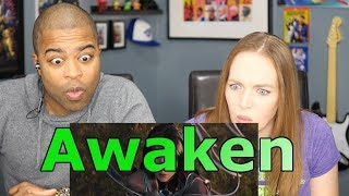Awaken (ft. Valerie Broussard) | The Best League of Legends Cinematic EVER- Season 2019 (REACTION 🎮)