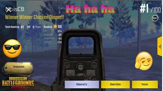 PubG chicken dinner video