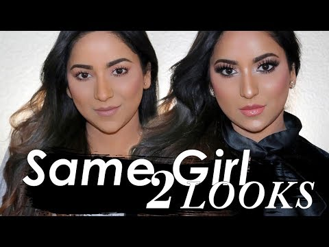 Easy DAY to NIGHT Glam Transformation using 2019 Favorites