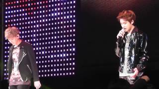 130406 EXO-K -What Is Love- @SGC